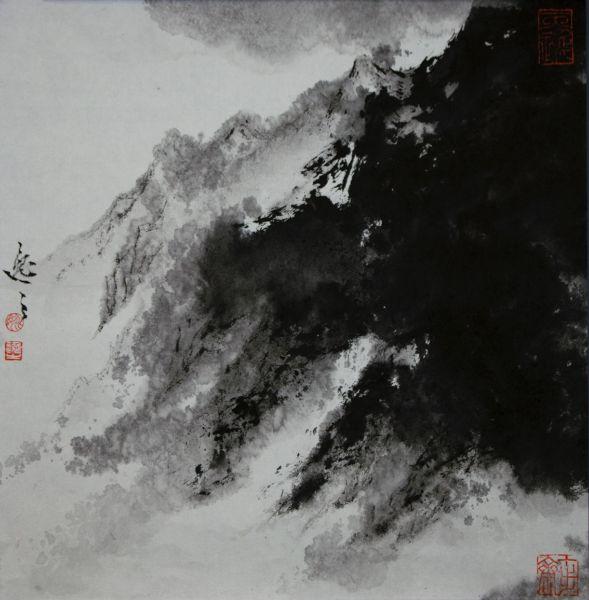 姚逸之-山川 Mountain