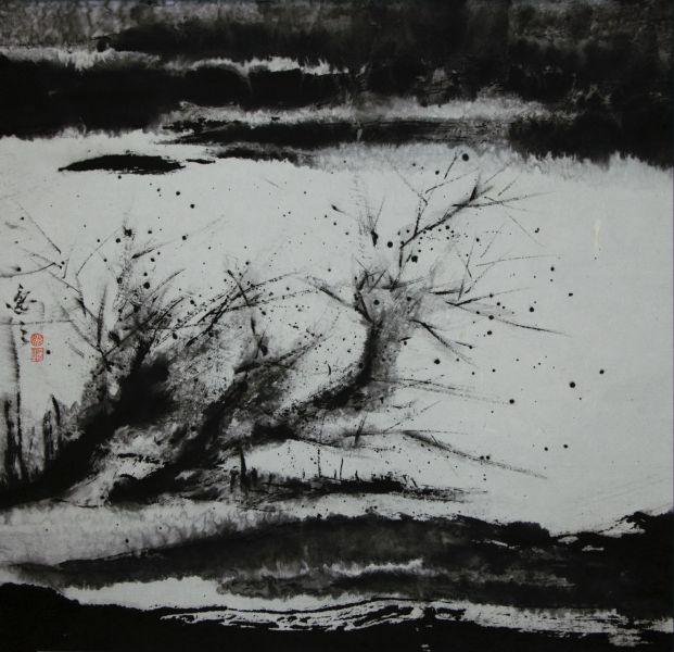 姚逸之-古木蒼藤 Towering Old Trees