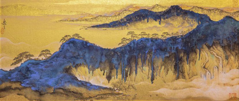 姚逸之-仙山空濛 Cloudy in the Elflands hills