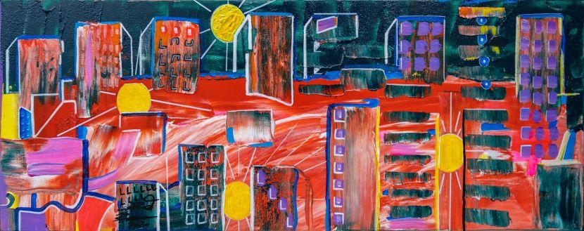 貝亞・包曼-Sunset 1