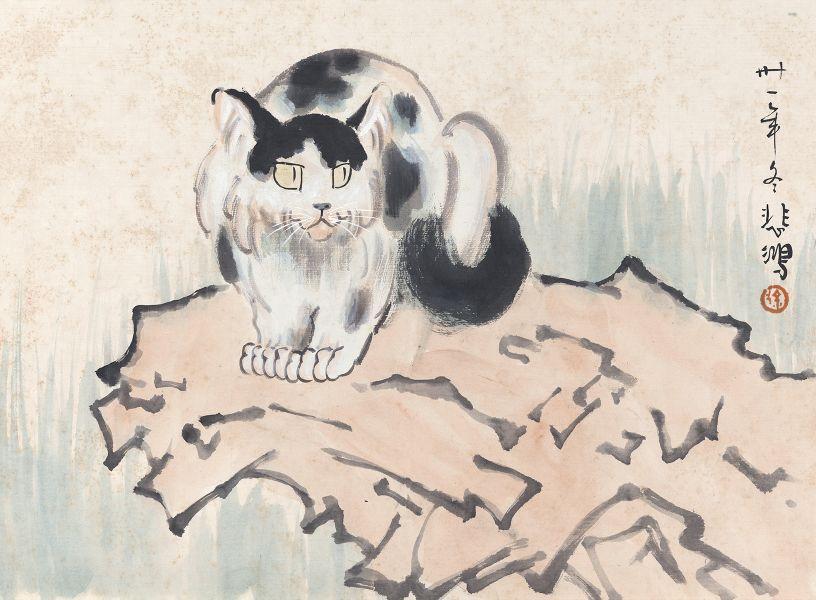 張忠弘-野石伏貓