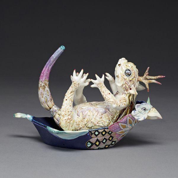 李思樺-珀色蜥