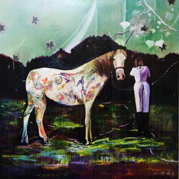 林慧姮-記憶的馬