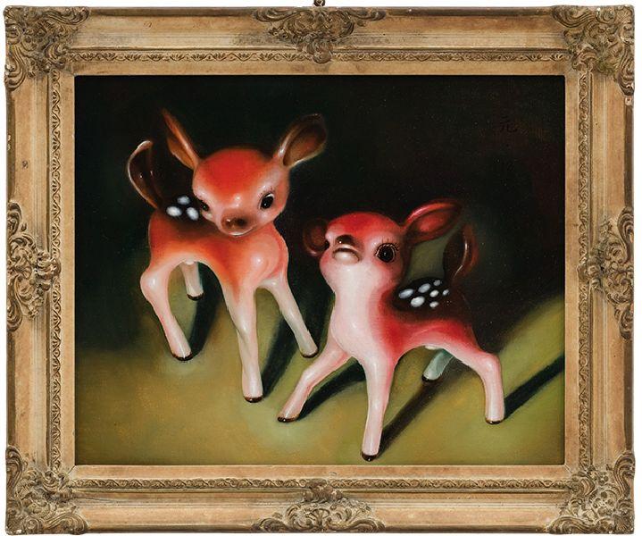 呂浩元-兩隻小公鹿  Two Little Bucks