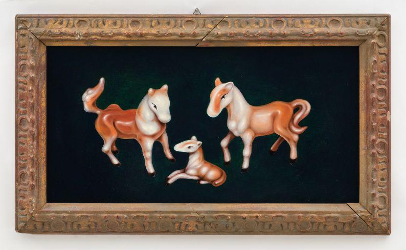 呂浩元-三馬一家 Horse Family