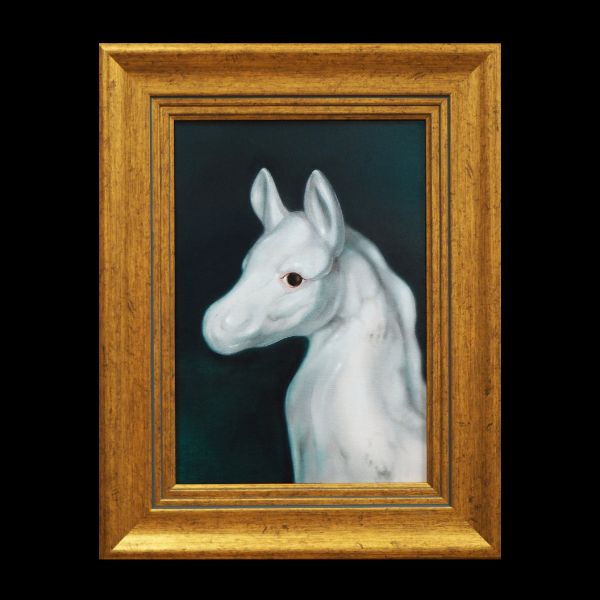 呂浩元-白G White Foal