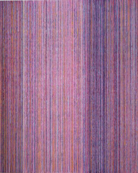 葉治伸-Grid pink