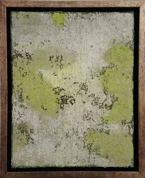 木下真子-春天細雨(2018)
