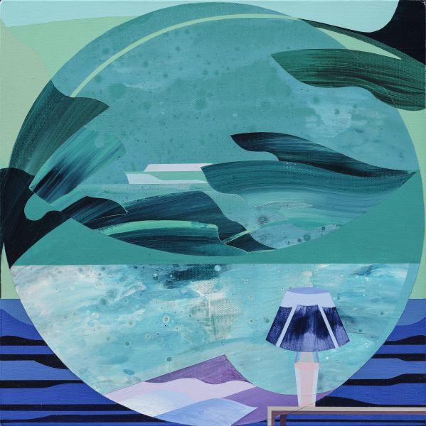 温孟瑜-相連的海 Adjacent Seas