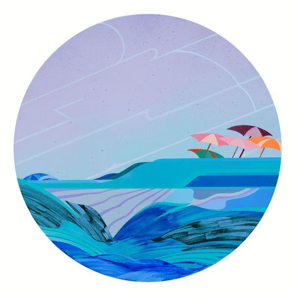 温孟瑜-相望的海平面 Across From The Surface
