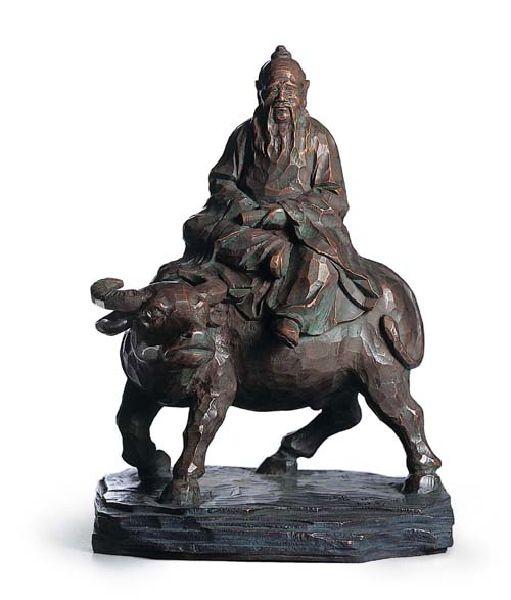 陳正雄-老子騎牛