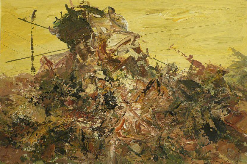 王霽昕-逝去的輝煌-小品1777