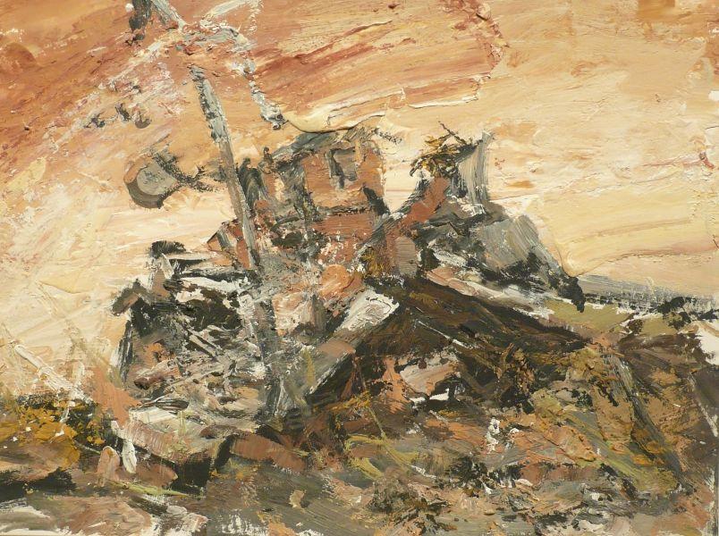王霽昕-逝去的輝煌-小品1780