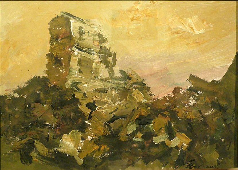 王霽昕-逝去的輝煌-小品1367