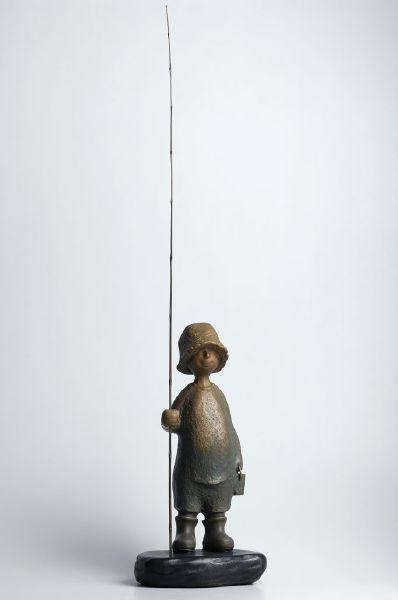 黃石元-魚樂-(提水桶)