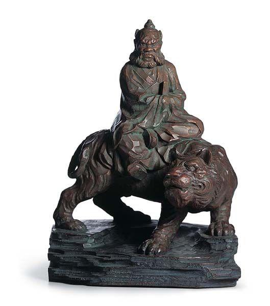 陳正雄-張天師騎虎