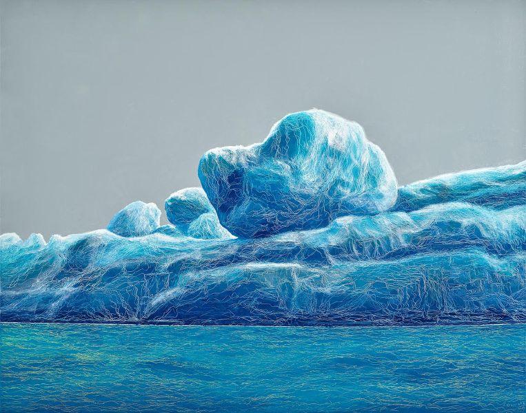鄭麗雲-冰山系列 V