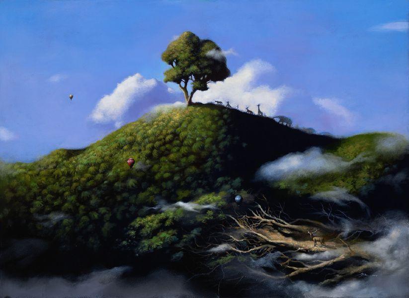 高慶元-旅者系列-新天地
