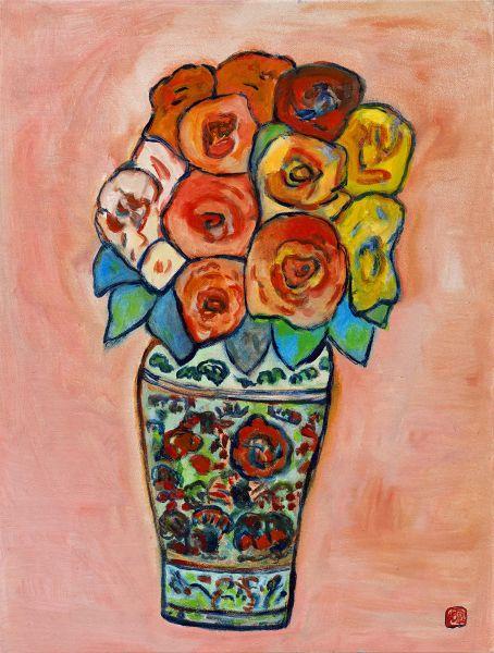 黃騰輝-愛妳的玫瑰