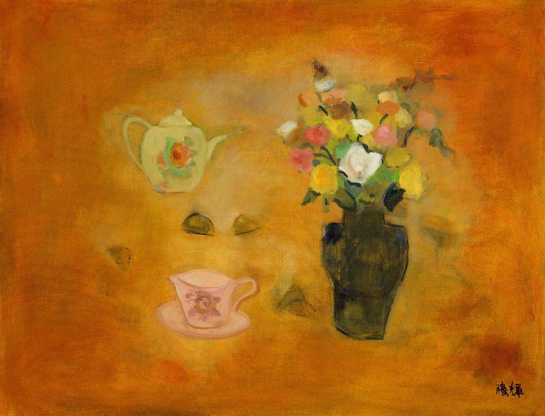 黃騰輝-玫瑰下午茶