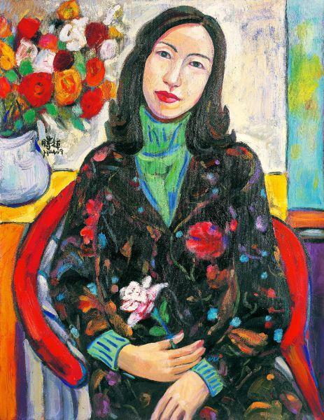 黃騰輝-玫瑰女人之五