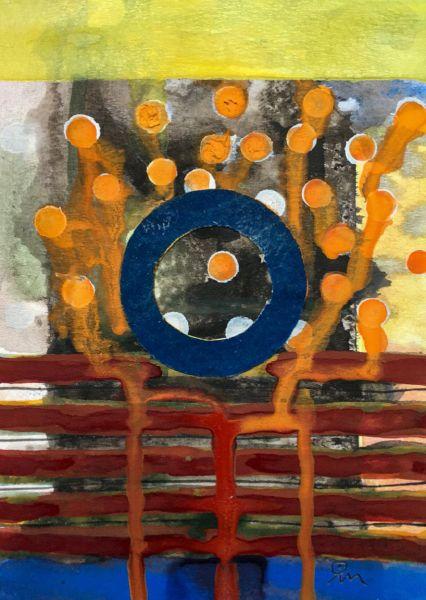 Masch-BLUE CIRCLE