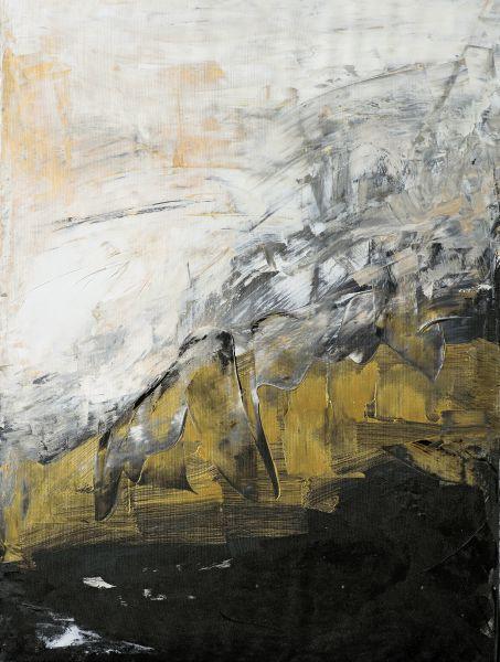 陳國祥-柴山 3 sketch of Mountain 3