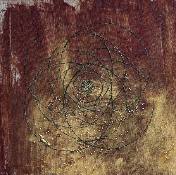 王楚丹-曼陀羅-地  Mandala-Earth