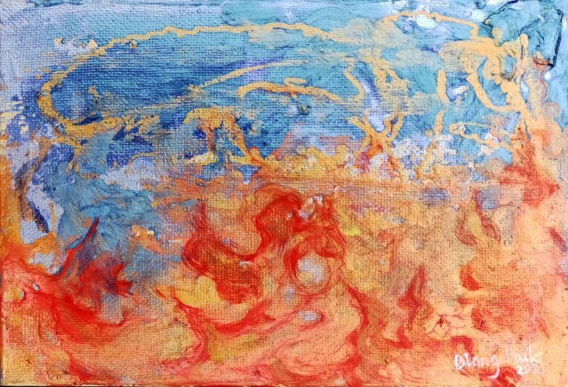 王楚丹-水與火之歌  A Song of Water and Fire