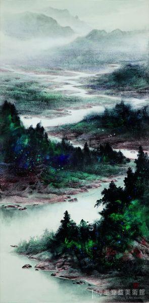 巫登益-江山無盡
