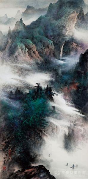 巫登益-雲嶽天賞