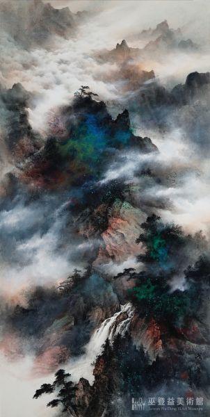 巫登益-千嶽晴嵐