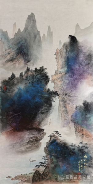 巫登益-祥天彩嶽