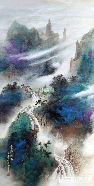 巫登益-雲富仙境