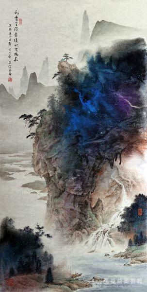 巫登益-鴻嶽千瑞