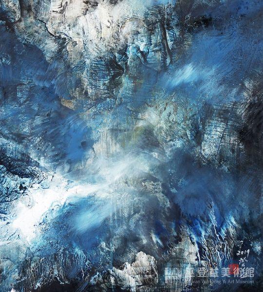 巫登益-天嶽聚嵐