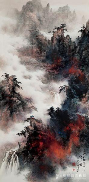 巫登益-千山鴻蘊