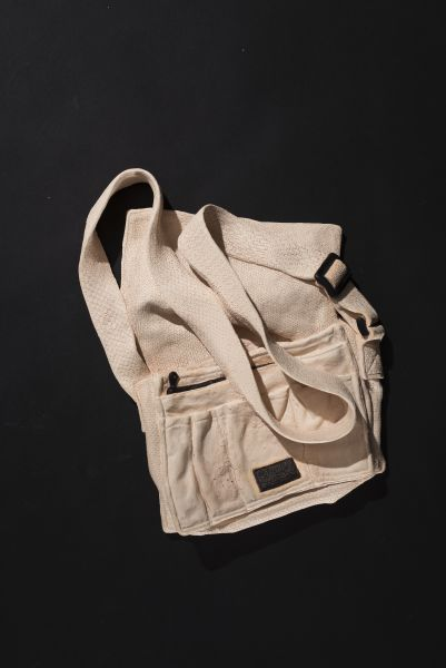 蕭郁婷-家的斜背包 An oblique backpack with sense of attribution