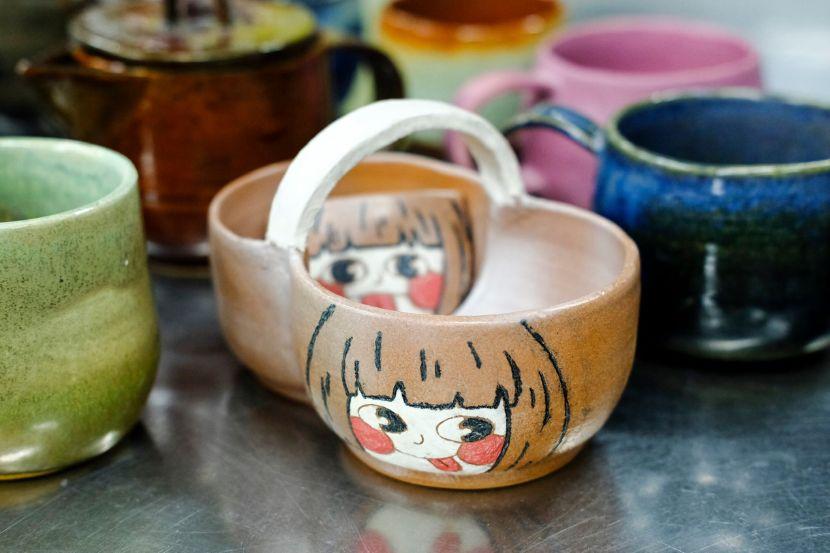 蕭郁婷-杯碗系列handmadecrafts