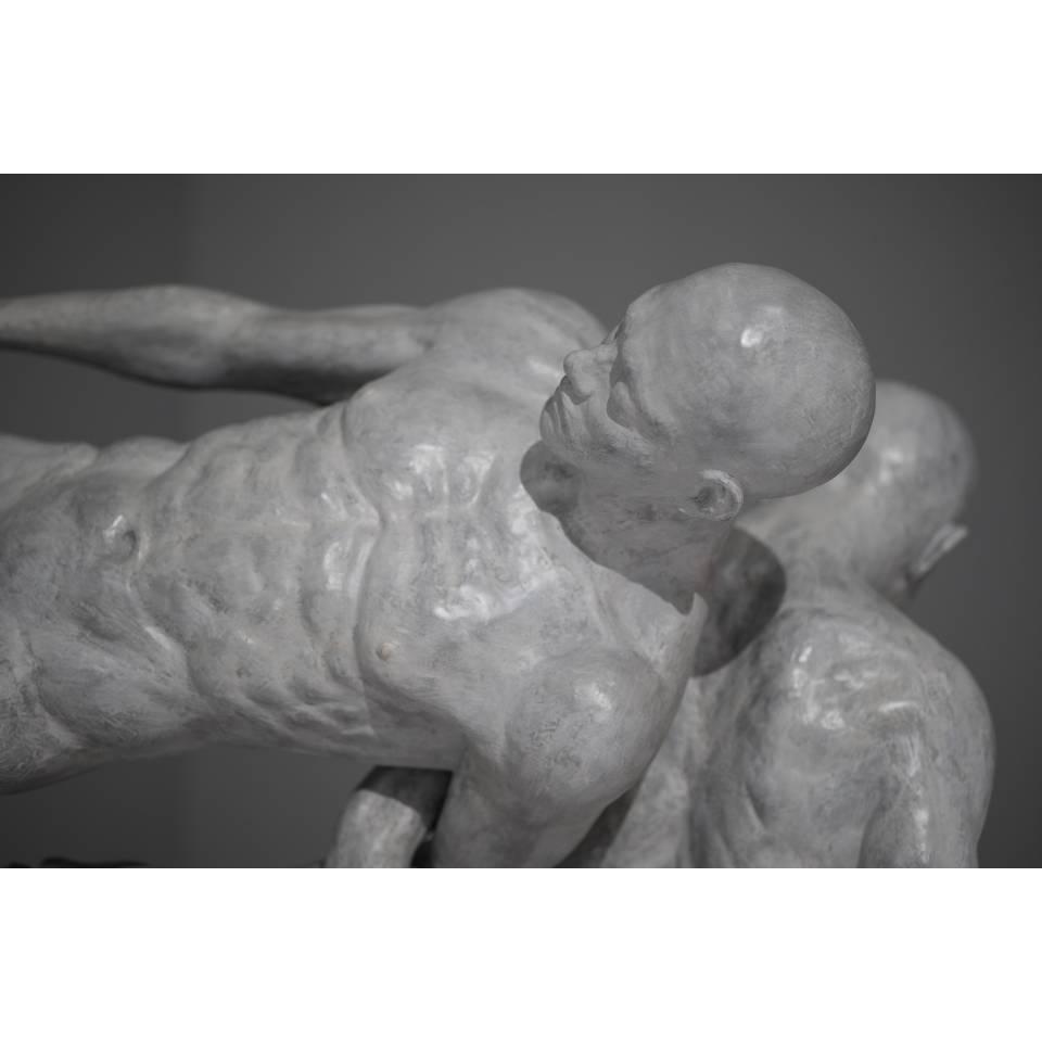 人體依附計畫:平行交會