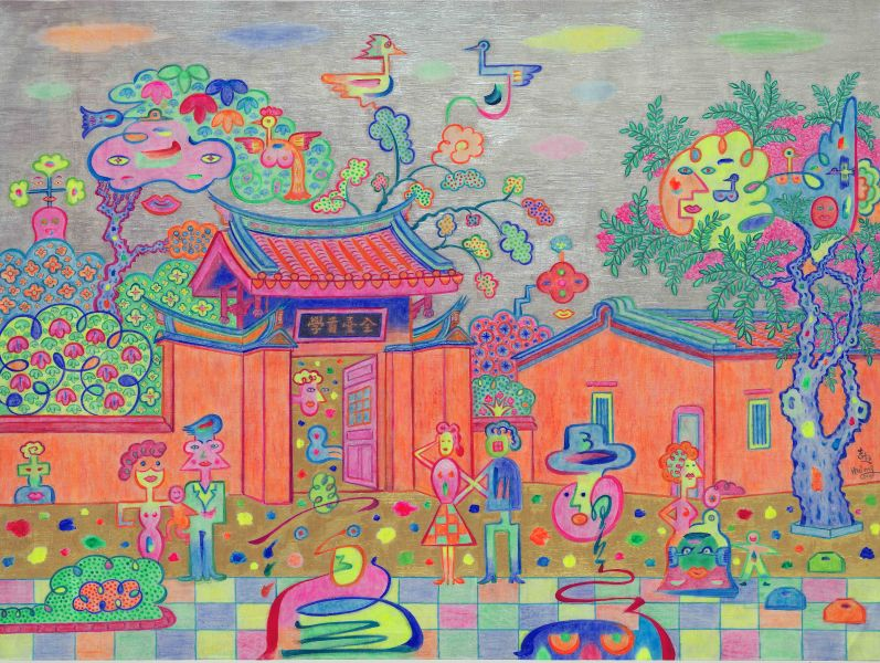 黃志超-台南孔廟