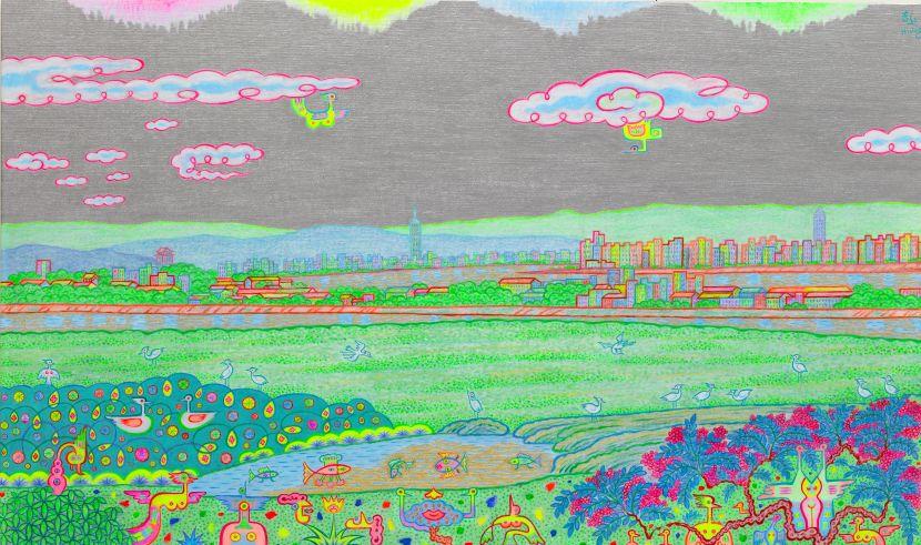 黃志超-關渡平原