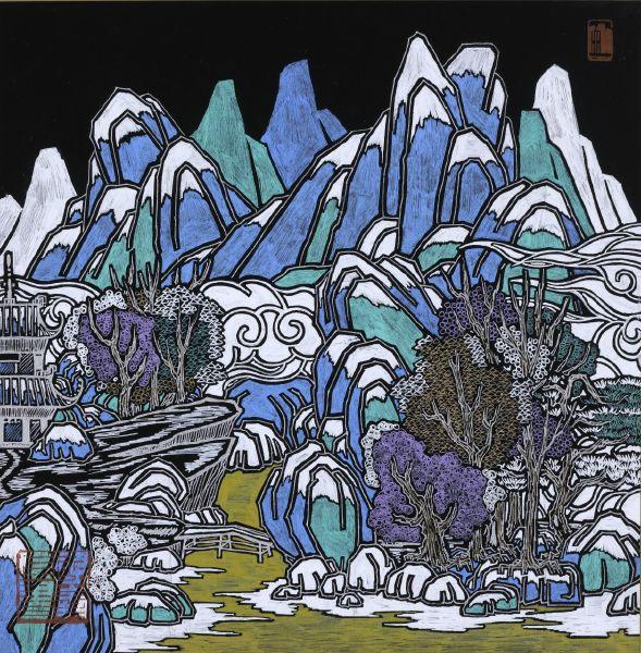 邱國峯-《遊湖》