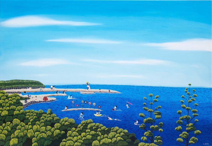 鄭崇孝-阿特島