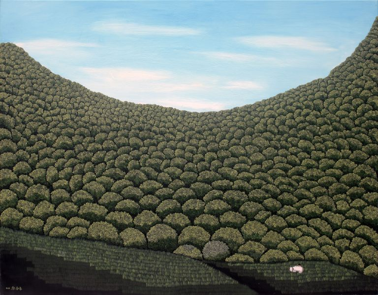 鄭崇孝-花椰林