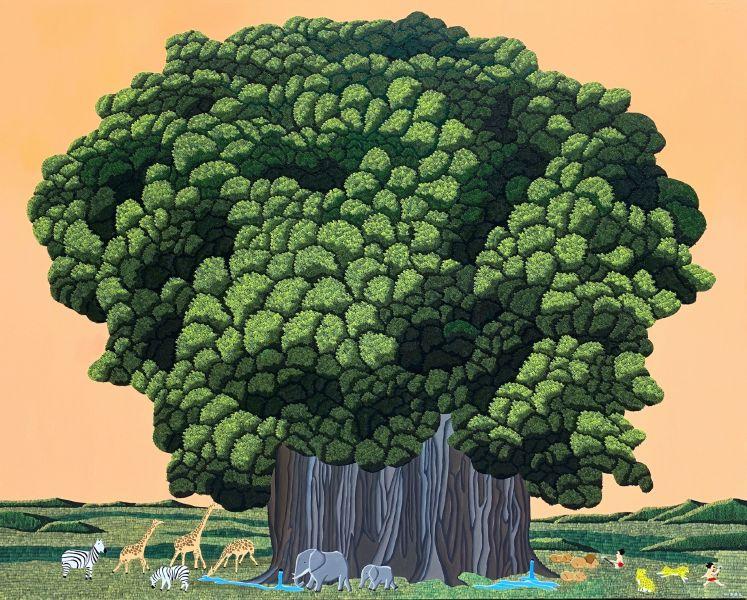 鄭崇孝-麵包樹