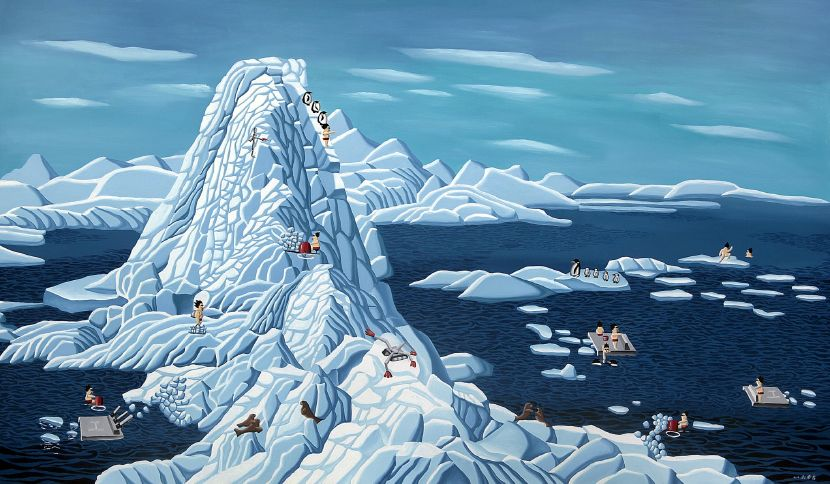 鄭崇孝-南極