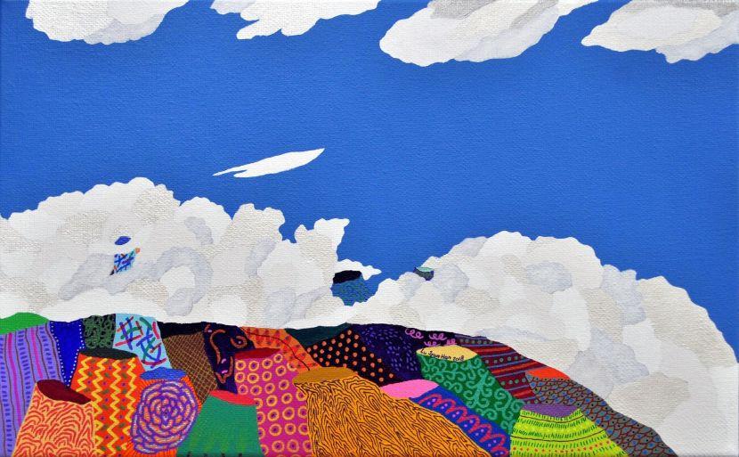 盧俊翰-擁抱山的雲