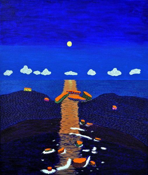 盧俊翰-三仙台月光海