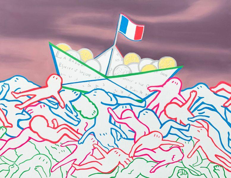 林佩君-世紀法國金錢熱貨幣通膨